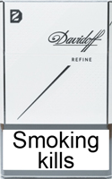 Davidoff Refine White Cigarettes