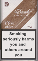 Davidoff Absolute 6 Cigarettes