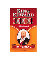 King Edward Imperial Cigars Cigarettes