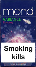 Mond Variance Blueberry Cigarettes