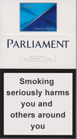 Parliament Super Slims Aqua Cigarettes