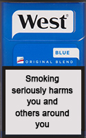 West Blue Cigarettes