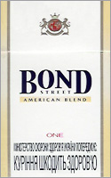 Bond One Cigarettes