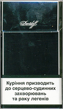 Davidoff Black Cigarettes