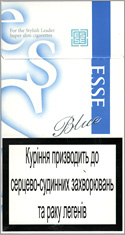 Esse Blue Super Slims 100`s Cigarettes