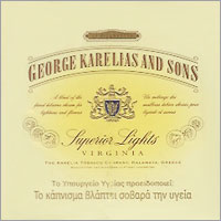 George Karelias And Sons (Smoother) Cigarettes