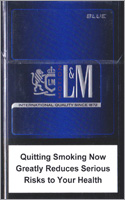 L&M Motion Blue (mini) Cigarettes