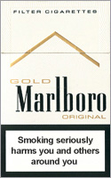 Marlboro Lights (Gold) Cigarettes