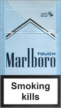 Marlboro Touch (light-blue) Cigarettes