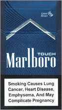 Marlboro Touch (dark-blue) Cigarettes