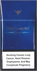 Parliament Carat Blue Cigarettes