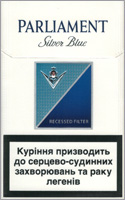 Parliament Extra Lights (Silver Blue) Cigarettes
