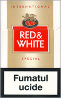 Red&White American Special Cigarettes