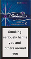 Rothmans Demi Click Purple Cigarettes