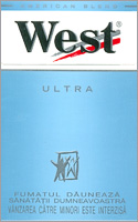 West Ultra Cigarettes