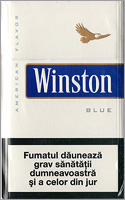 Winston Lights (Balanced Blue) Cigarettes