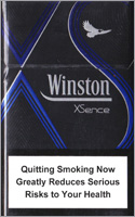 Winston XSence Blue (mini) Cigarettes