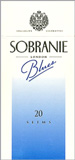 Sobranie Slims Blues 100's