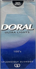 DORAL ULTRA LIGHT 100