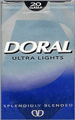 DORAL ULTRA LIGHT KING
