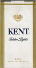 KENT GOLDEN LIGHT SP 100