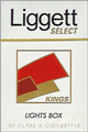 LIGGETT SELECT LIGHT BOX KING
