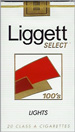LIGGETT SELECT LIGHT SOFT 100