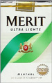 MERIT ULTRA MENTHOL KING